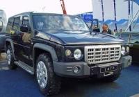 ГАЗ озвучил цену гражданской версии внедорожника «Тигр»