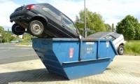 Программу утилизации старых авто активно поддержали жители Санкт-Петербурга