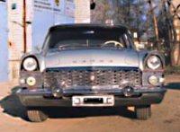 Тюнинг Чайки ГАЗ-13